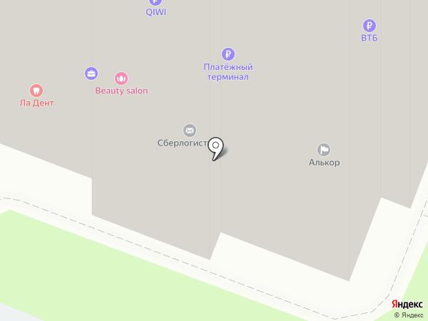 Строительно-сберегательная касса, КПК на карте Пензы