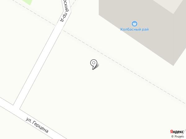 Мимоходом на карте Пензы