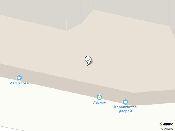Торэкс на карте Пензы