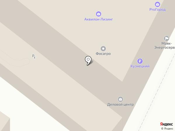 Под ключ Пенза на карте Пензы