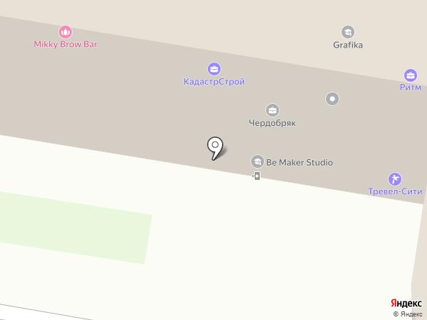 КондитерХаус на карте Пензы