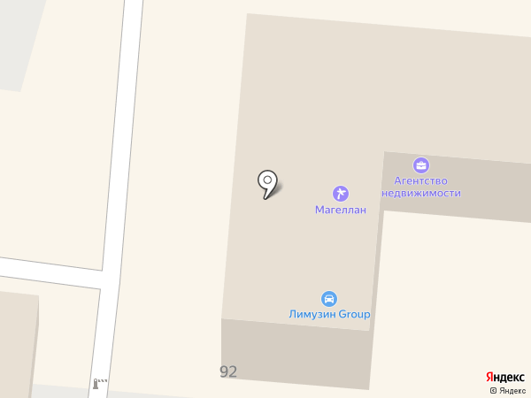 ЛеКок на карте Пензы