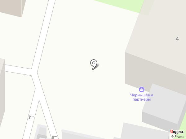 Гранд на карте Пензы