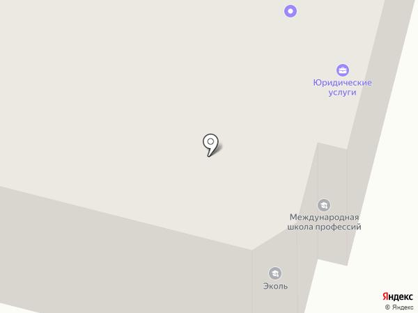Деворе на карте Пензы
