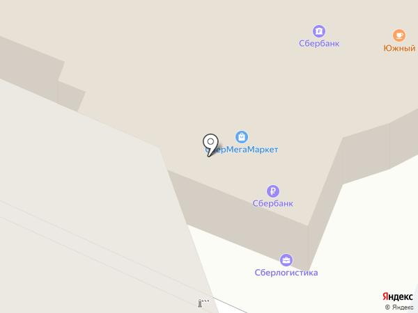 Сбербанк, ПАО на карте Пензы