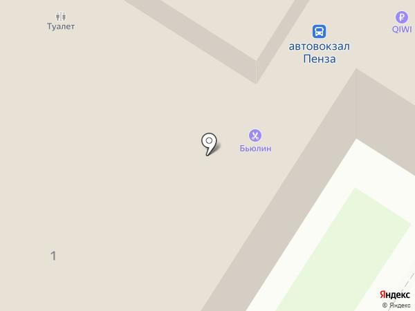 СотТочка на карте Пензы