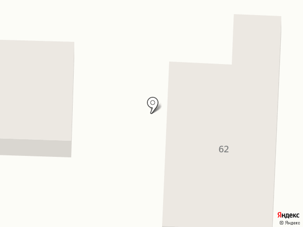 Терновка на карте Пензы