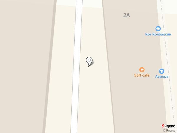 Светлячок на карте Пензы