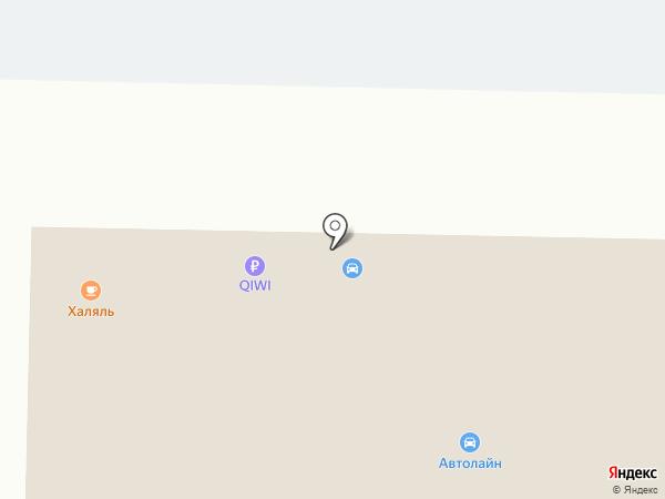 ТракМаркет на карте Пензы