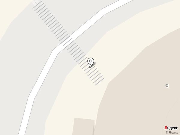 Пекоф на карте Пензы