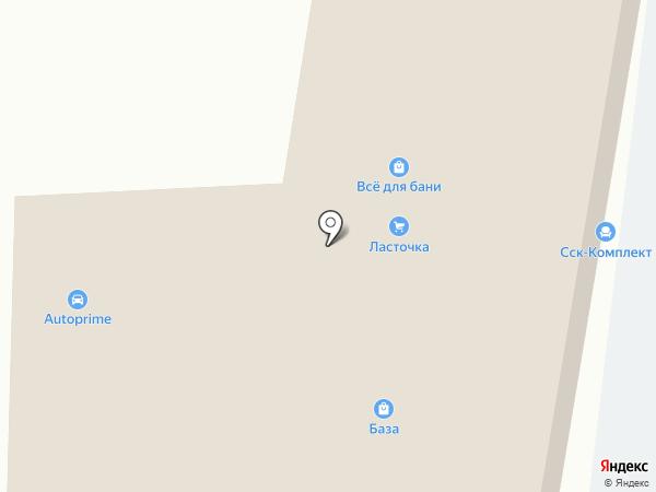Норд Вил на карте Пензы