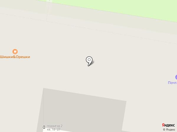 Почтовое отделение №26 на карте Пензы