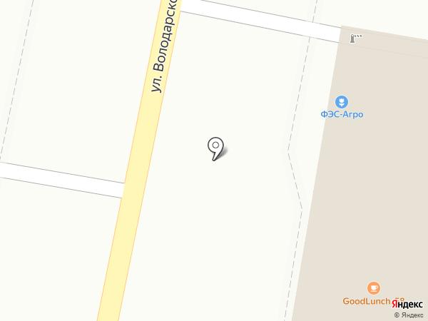 Школа макияжа и причесок Марины Шиян на карте Пензы
