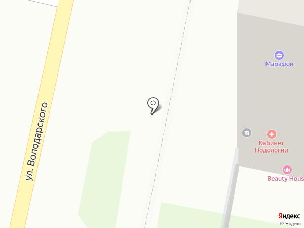 SOVA на карте Пензы