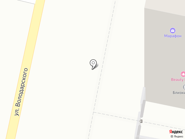 ЕВРОКЛИМАТ на карте Пензы
