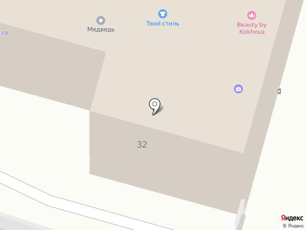 Eastwood на карте Пензы