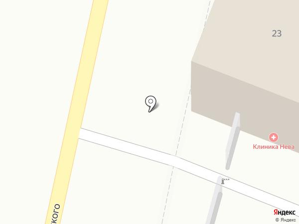 SClassClinic на карте Пензы