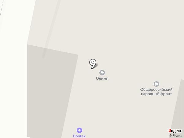 Центр Финансовой Безопасности на карте Пензы