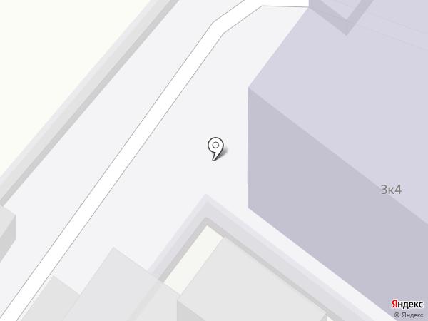 Современная гуманитарная академия на карте Пензы