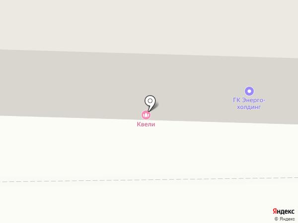 Гранит на карте Пензы