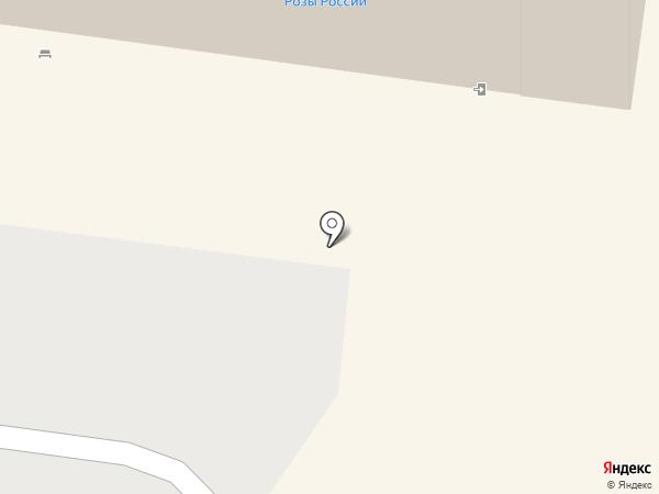 МастерКлюч на карте Пензы