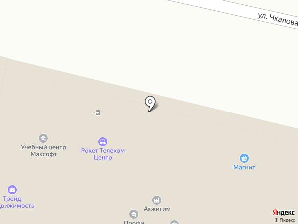 Comepay на карте Пензы