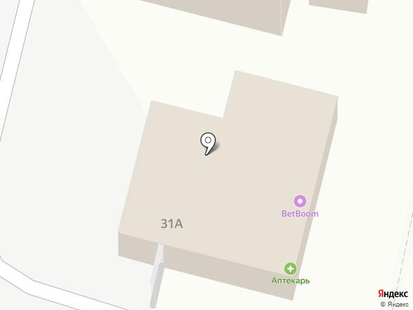 Bingo-boom на карте Пензы