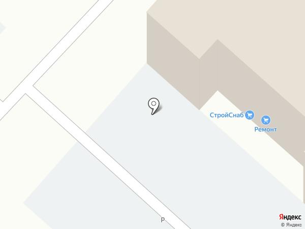 Магазин товаров для ремонта на карте Пензы