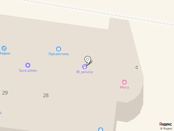 Viсtoria`s Secret Penza на карте Пензы