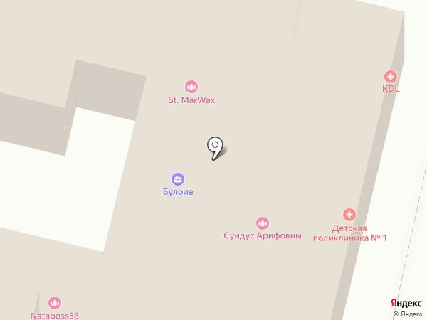 Miss Fashion на карте Пензы