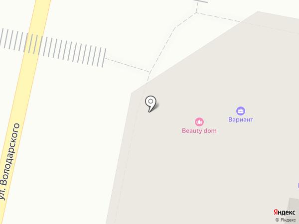 Жилплощадь на карте Пензы