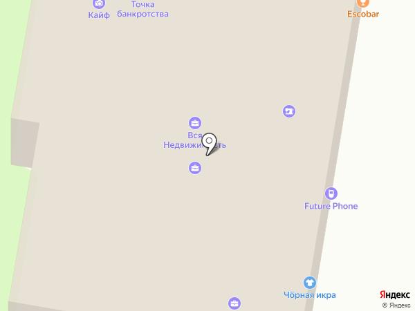 ОДА на карте Пензы