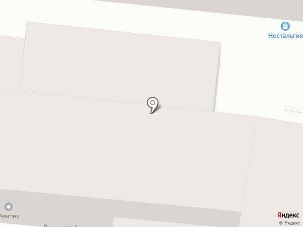 Премиум Сервис на карте Пензы