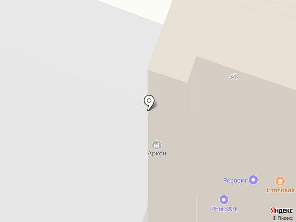 Венеция на карте Пензы