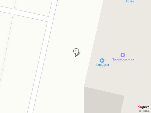 Строй-Декор на карте Пензы