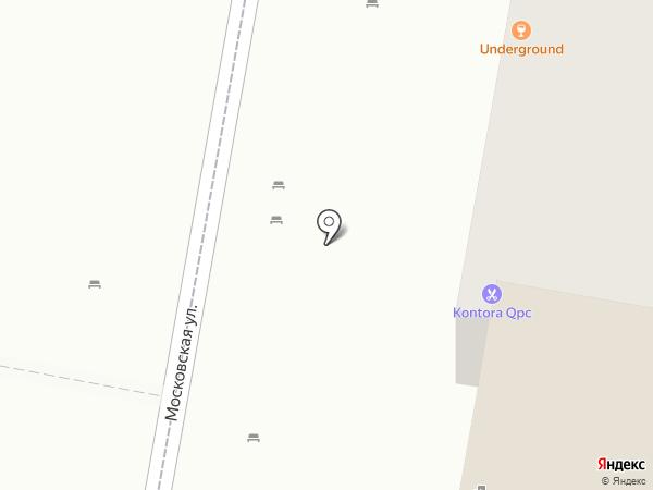 Бамбук на карте Пензы