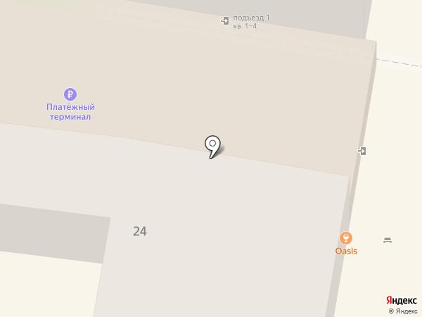 Инлавка на карте Пензы