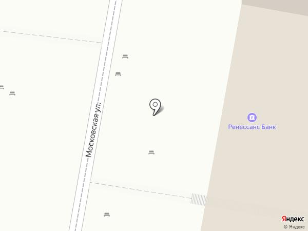 Платежный терминал, КБ Ренессанс кредит на карте Пензы