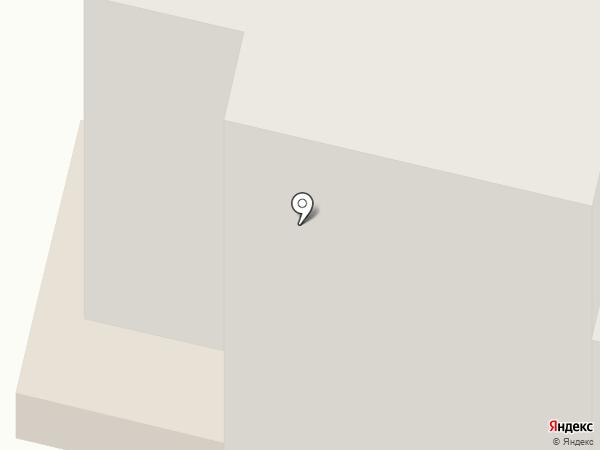 НОВОТЕЛЬ ПЕНЗА на карте Пензы