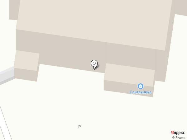 Магазин сантехники на карте Пензы