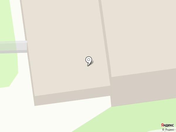 Юст на карте Пензы