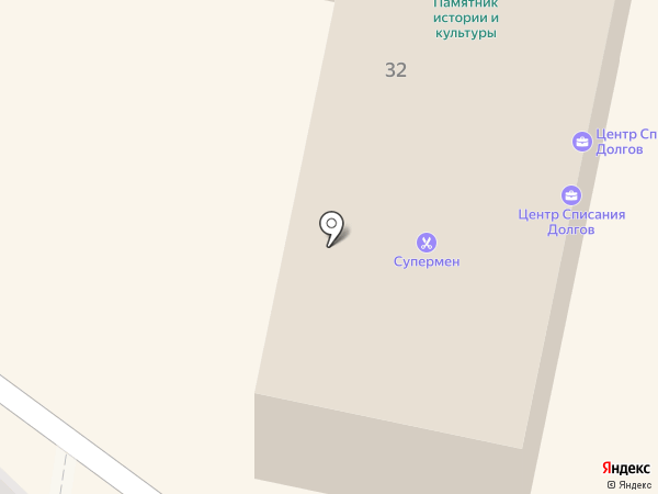 Центральная Сберкасса, КПК на карте Пензы