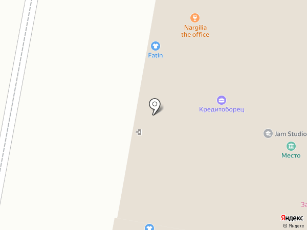 Архдизайн на карте Пензы