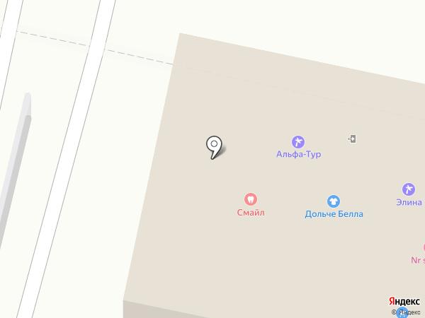Интерьерия на карте Пензы