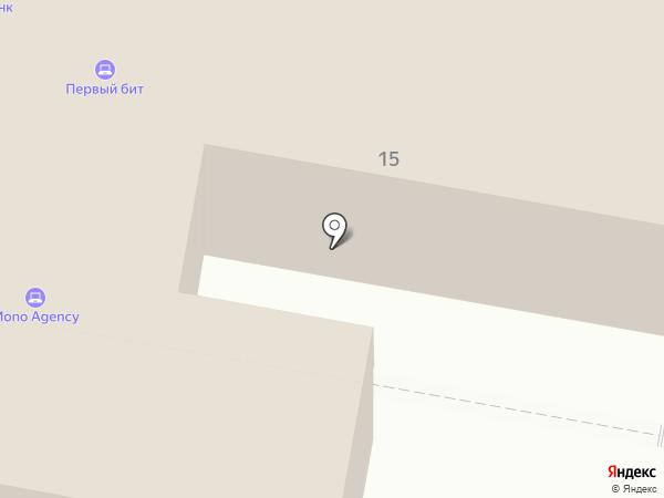 Юнит 3D на карте Пензы