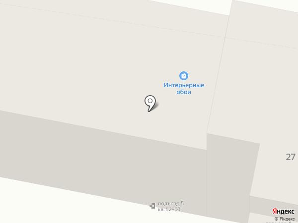 Магазин интерьерных обоев на карте Пензы