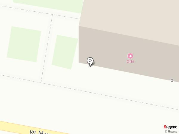 Ломбард Рубль Дам на карте Пензы