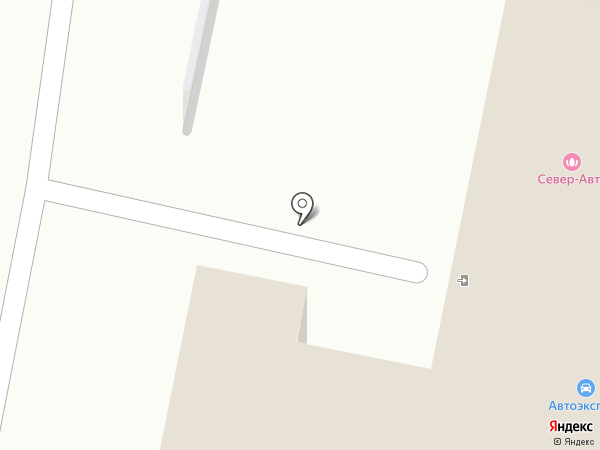 Север на карте Пензы