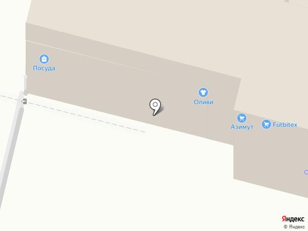 Голд Кард на карте Пензы