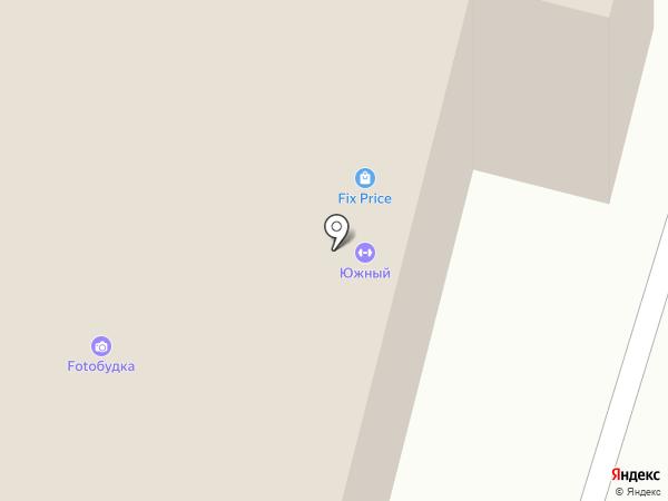 Чемпионика на карте Пензы